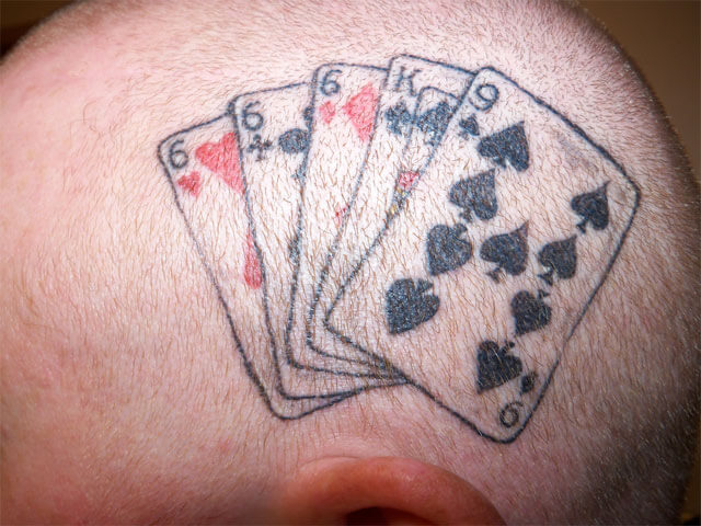 Starthände und Pokerhände