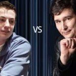 Phil Helmuth vs Tom Dwan im Heads Up