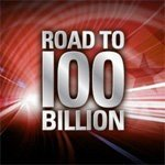 PokerStars Road to 100 Billion