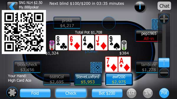 full tilt poker app turniere