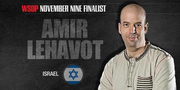 Amir Lehavot November Niner
