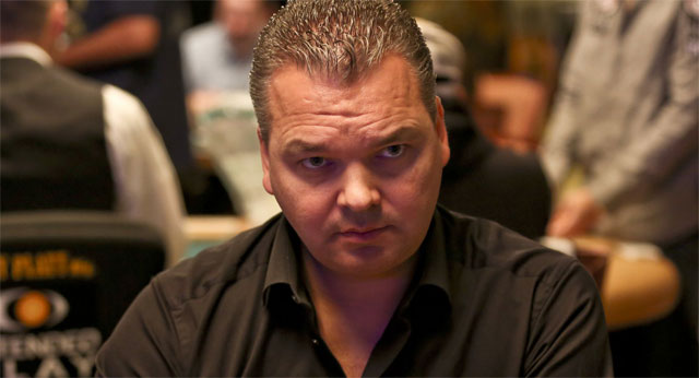 Jan-Peter Jachtmann WSOPE 2013