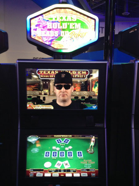 Phil Hellmuth IGT Slot