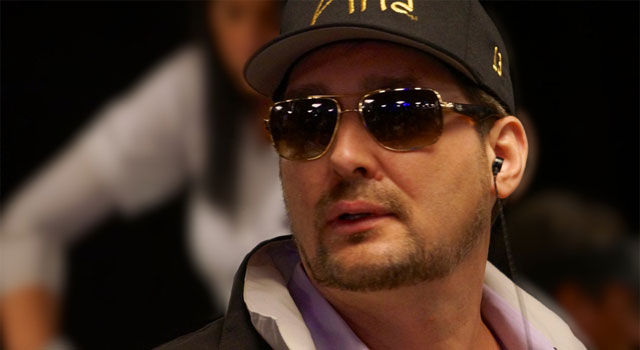 Phil Hellmuth #WSOPCash100