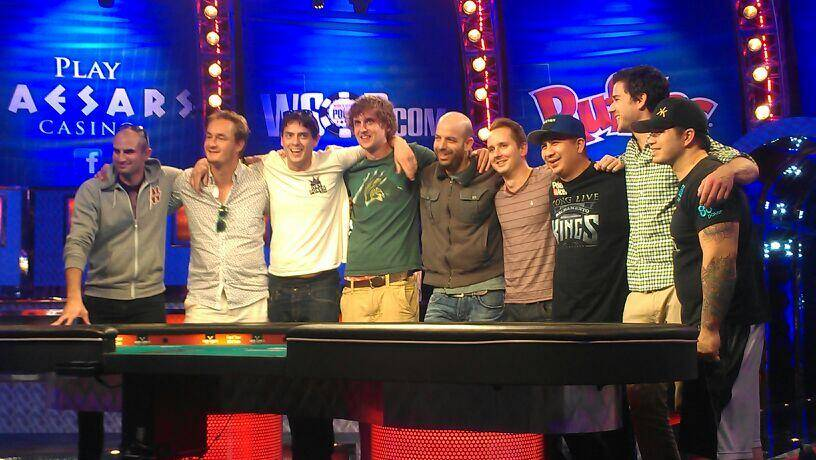 November Nine 2013 FinalTable