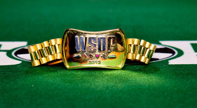 WSOP Europe 2013 Highroller Bracelet