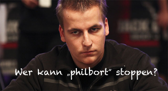 """Philipp """"philbort"""" Gruissem"""