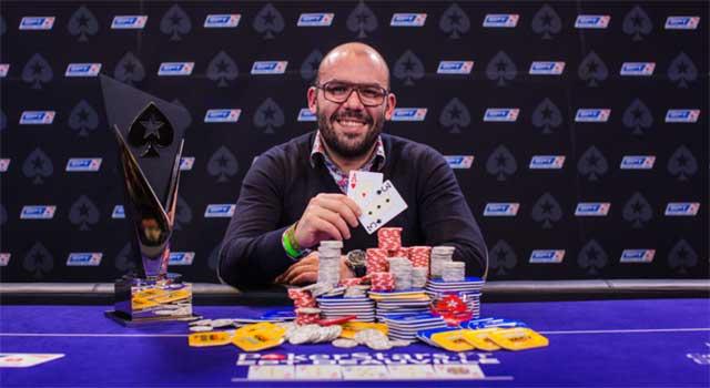 Sotirios Koutoupas EPT Winner