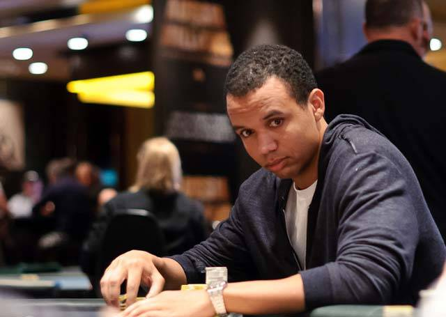 nterview mit Phil Ivey