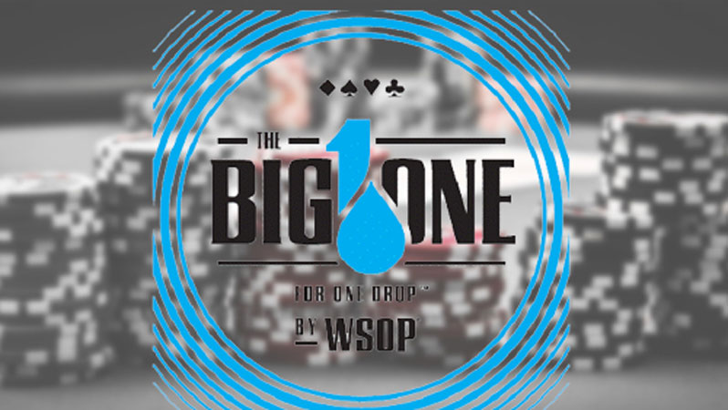 Big One for One Drop 2014
