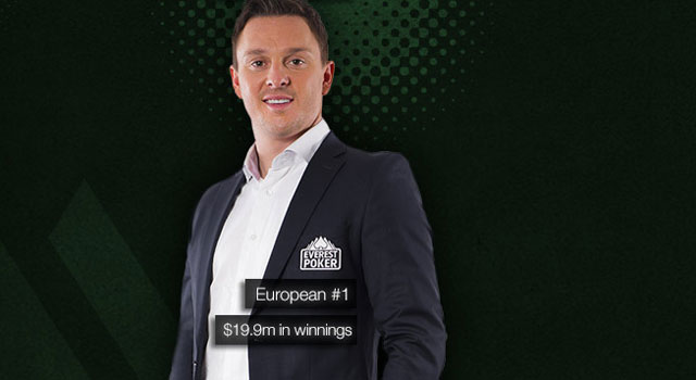 Sam Trickett Everestpoker