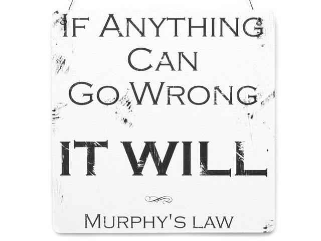 murphys gesetz spielen