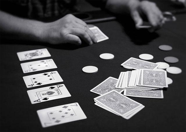 Geduld beim Poker