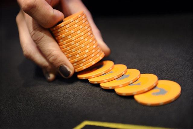 pathologische Poker Spieler