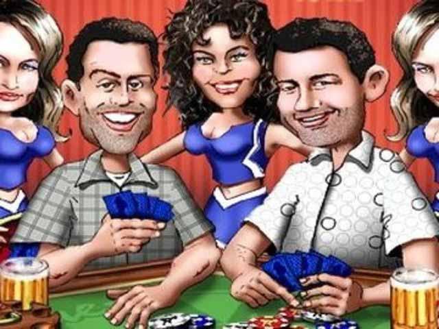 Pokerspieler denken