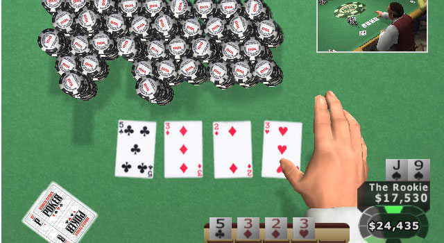 Texas Holdem Strategie Turn