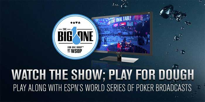 BIG ONE FOR ONE DROP – WSOP 2014 VIDEOS TEIL 4