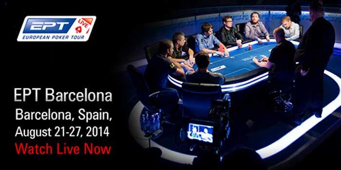 livestream ept barcelona 2014