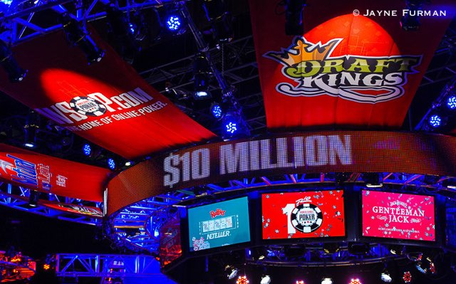 WSOP 2014 MAIN EVENT FINAL TABLE