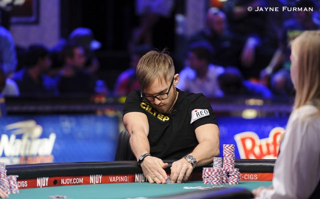 WSOP 2014 MAIN EVENT FINAL TABLE VIDEO FOLGE 9