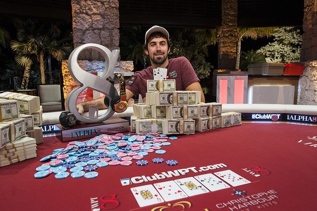 JASON MERCIER WPT ST KITTS