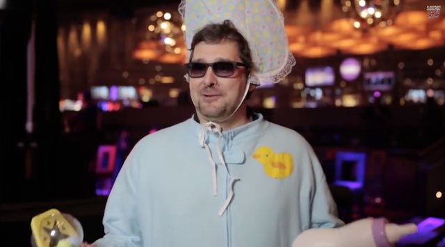 Phil-Hellmuth bei Poker Night in America