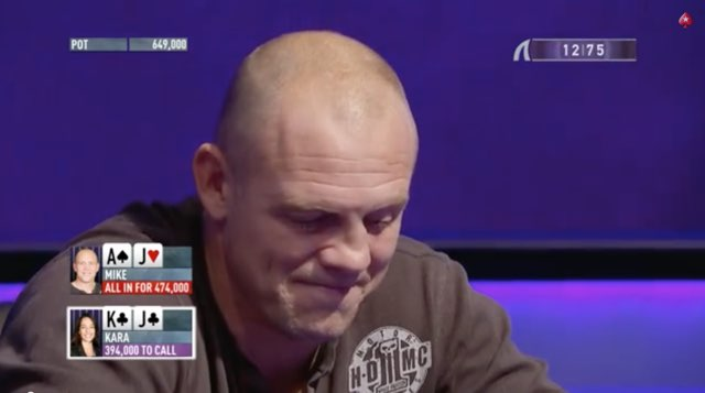 SHARK CAGE FINAL TABLE – FOLGE 2