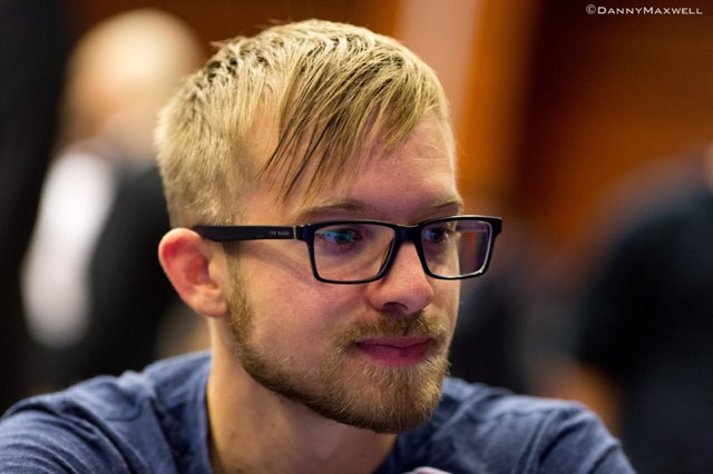 PRAG SUPER HIGH ROLLER Martin Jacobson