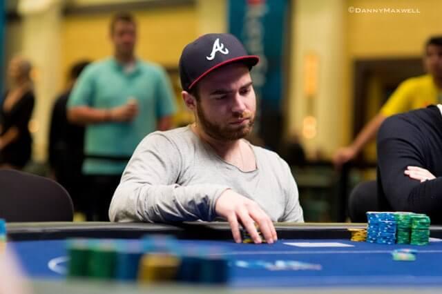 Niklas Hambitzer Final Table PCA 2015