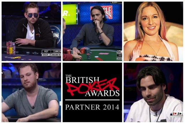 BRITISH POKER AWARDS 2014
