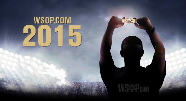 WSOP 2015: ONLINE QUALIFIKATION
