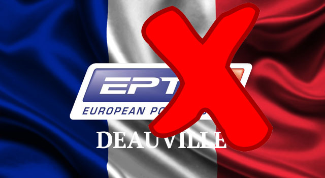 European Poker Tour in Deauville