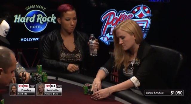 Frauen Cash Game