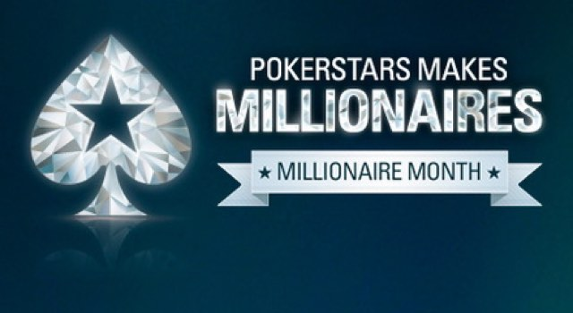 PokerStars Makes Millionaires
