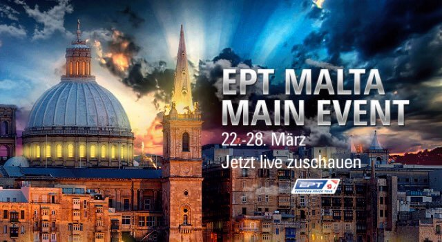 EPT Malta MAin Event Live Stream
