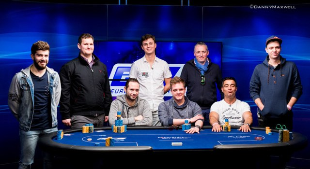 Final Table EPT Malta