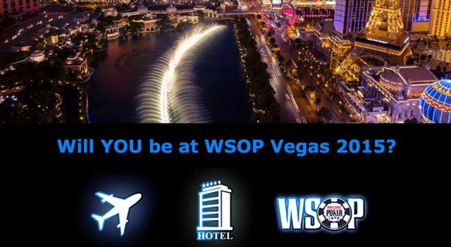 WSOP 2015 Ihr Weg