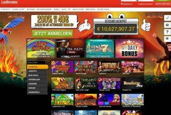 Ladbrokes Las Vegas Casino