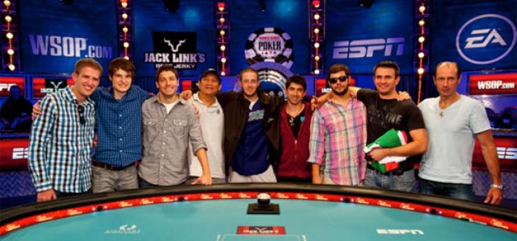WSOP Main Event 2012 Final Table – Teil 7 – Video inside