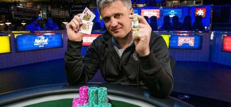 ALEX BILOKUR GEWINNT DAS WSOP 2014 – EVENT #28