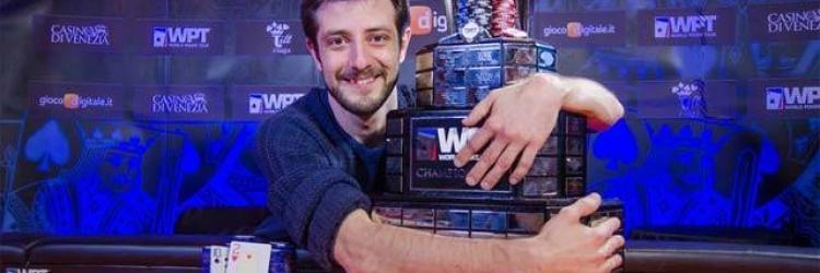 Unglück verhindert ersten WPT-Sieg von Sam Trickett
