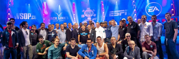BIG ONE FOR ONE DROP – WSOP 2014 VIDEO TEIL 2
