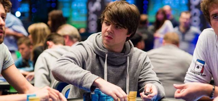 EPT Grand Final 25K High Roller Tag 1: Benny Spindler führt