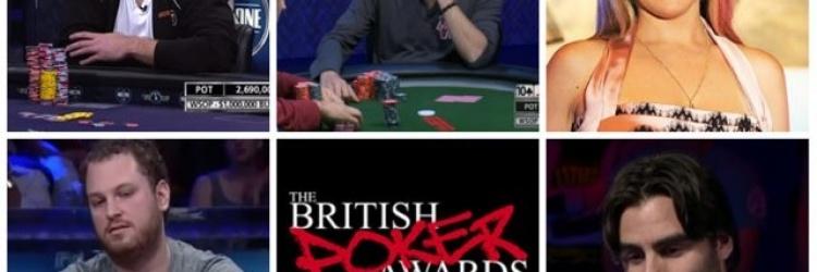 DAS SIND DIE BRITISH POKER AWARDS 2014 GEWINNER