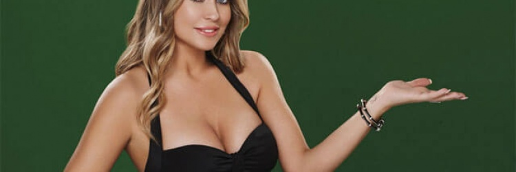 Strip Poker mit Stil: Carmen Electra in Strip Poker Invitational