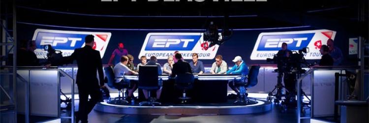 Turnierplan für EPT10 Deauville Poker Festival bekannt gegeben