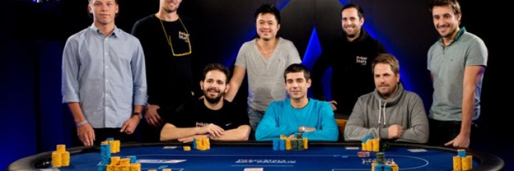 DER FINAL TABLE DER EPT PRAG MAIN EVENT 2014