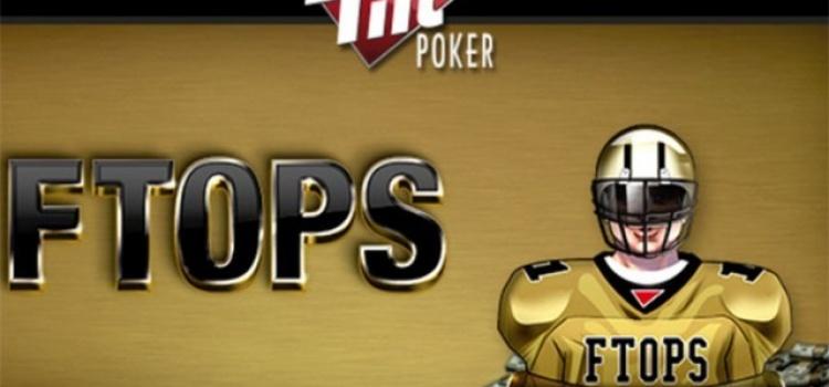 FTOPS XXIV Online Poker Series