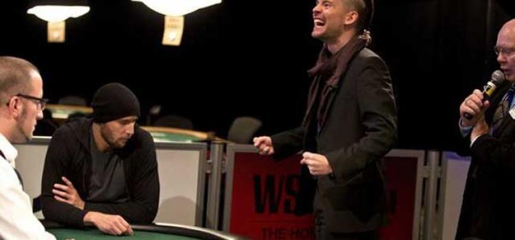 GEORGE DANZER GEWINNT DAS WSOP 2014 – EVENT #18