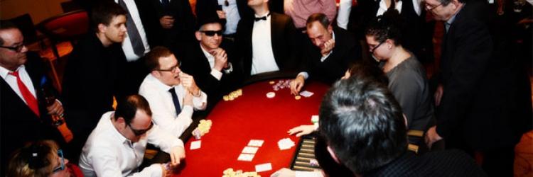 Heutzutage am Pokertisch